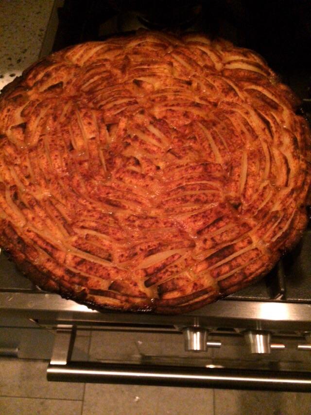 Mijn zoektocht en oma Dini's appeltaart