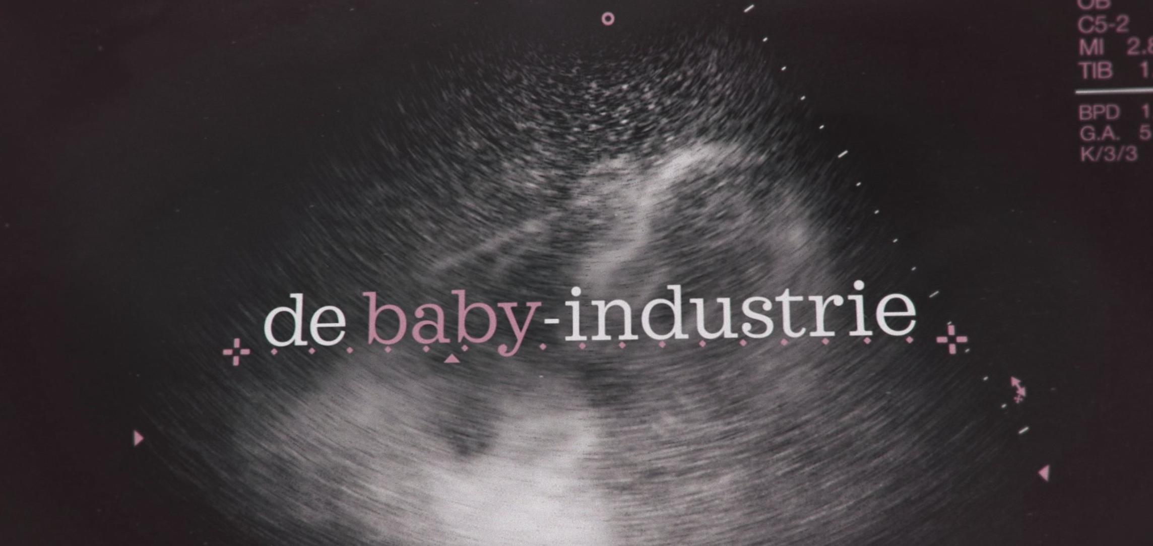 De baby-industrie